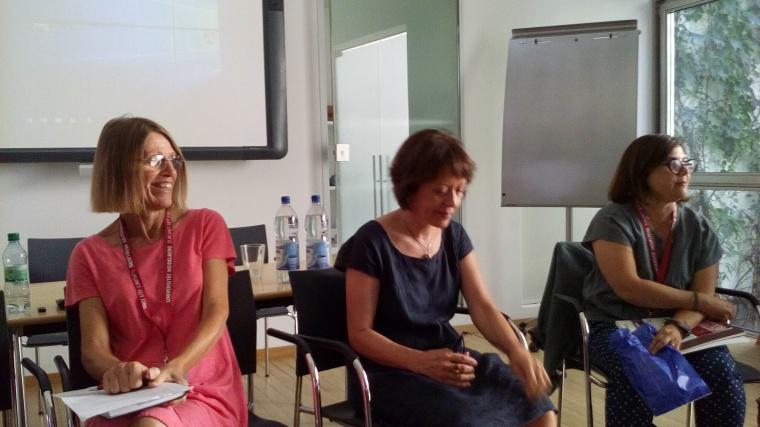MFS Charlene, Sonia, Agnese